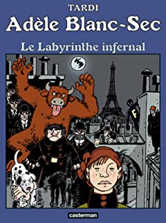Adèle Blanc-Sec Vol. 9: Le Labyrinthe infernal