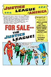 Justice League of America (1960-1987) #8