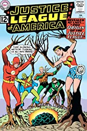Justice League of America (1960-1987) #9