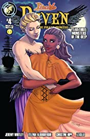 Raven The Pirate Princess Year 3: Monsters of the Deep #4