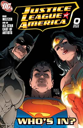 Justice League of America (2006-2011) No.0