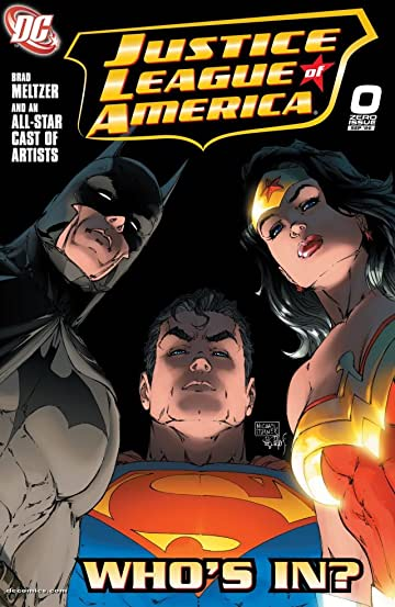 Justice League of America (2006-2011) #0