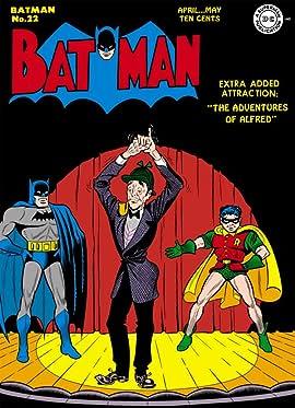 Batman (1940-2011) #22