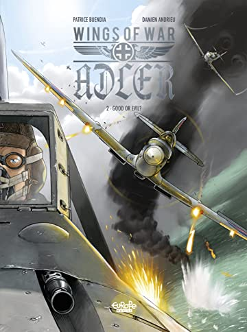 Wings of War Adler Vol. 2: Good or Evil?