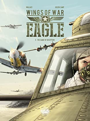 Wings of War Eagle Tome 2: The Game of Deception