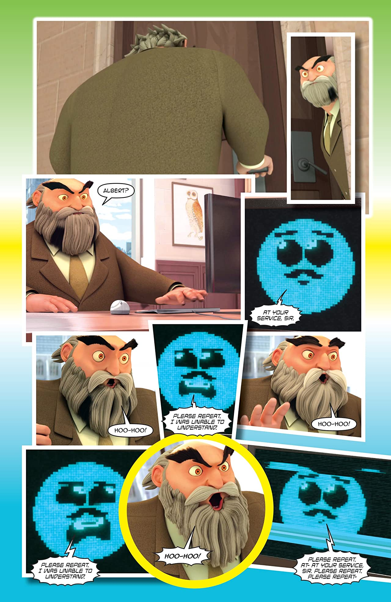 Miraculous: Tales of Ladybug and Cat Noir: Season Two – Gotcha!
