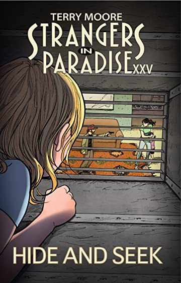 Strangers In Paradise XXV Tome 2: Hide And Seek