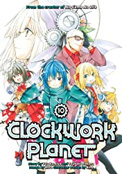 Clockwork Planet Vol. 10