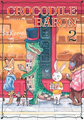Crocodile Baron Vol. 2