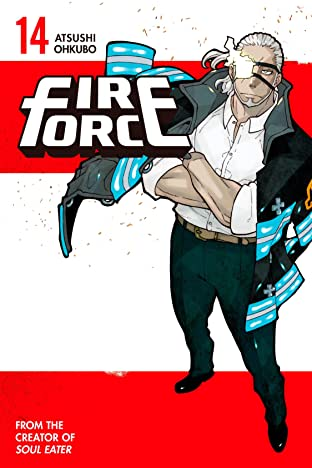 Fire Force Tome 14