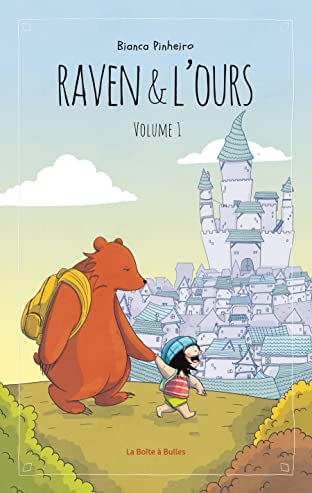 Raven et l'ours Tome 1