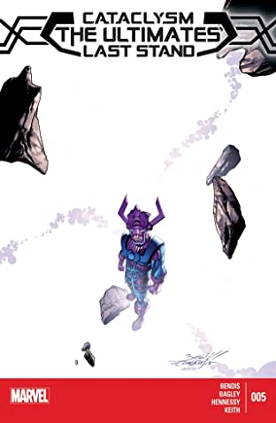 Cataclysm: The Ultimates' Last Stand No.5 (sur 5)