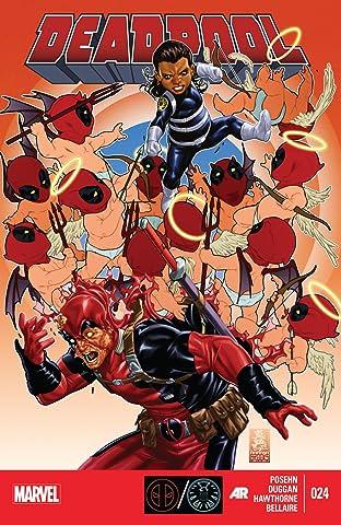 Deadpool (2012-2015) No.24