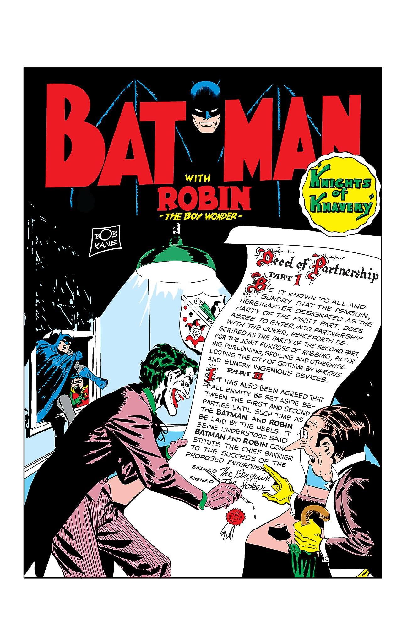 Batman (1940-2011) #25
