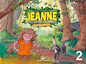 Jeanne, détective de la jungle Vol. 2