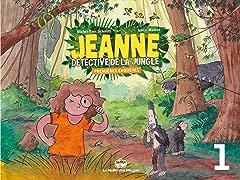 Jeanne, détective de la jungle Vol. 1