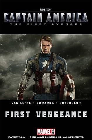 Captain America: The First Avenger #2: First Vengeance