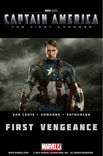 Captain America: The First Avenger #2: First Vengeance