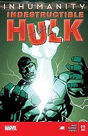 Indestructible Hulk #19