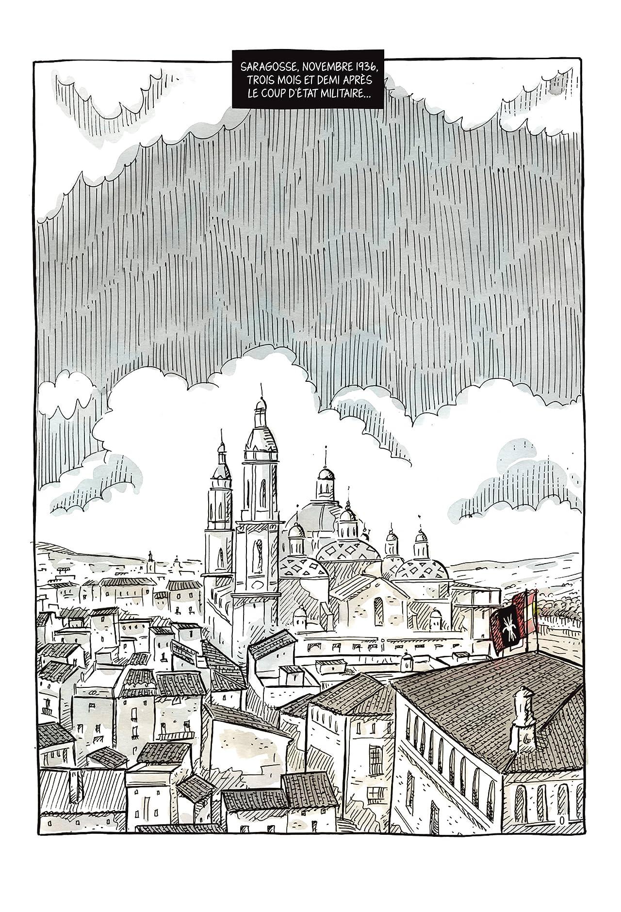 Dr. Uriel Vol. 2: Prisonnier a Belchite