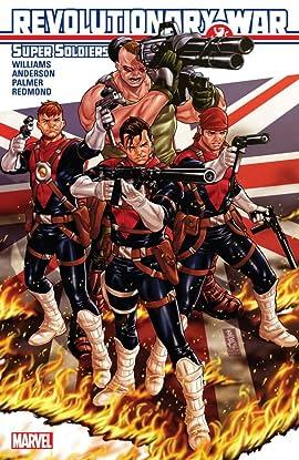 Revolutionary War: Supersoldiers #1