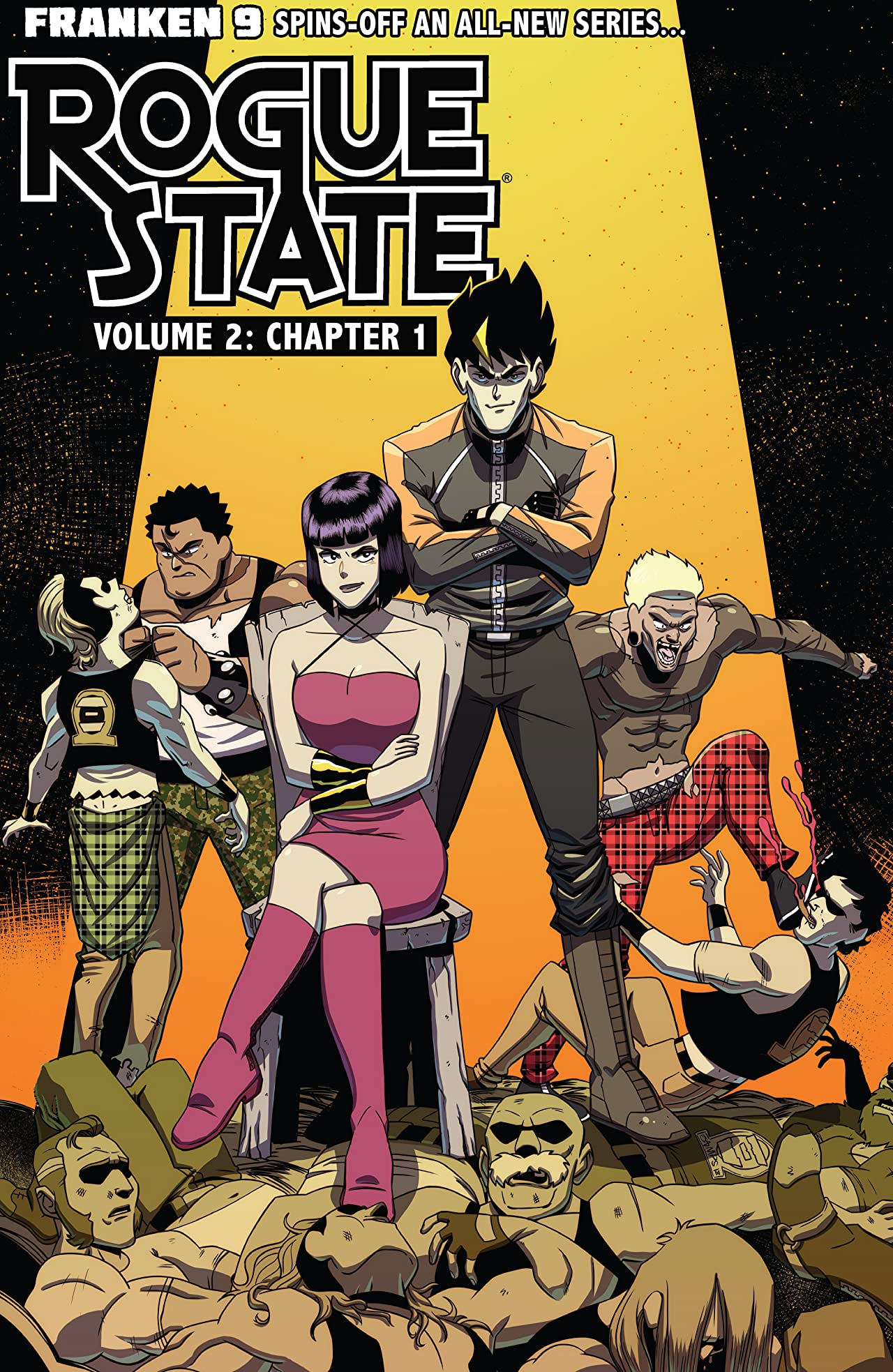 Rogue State #1