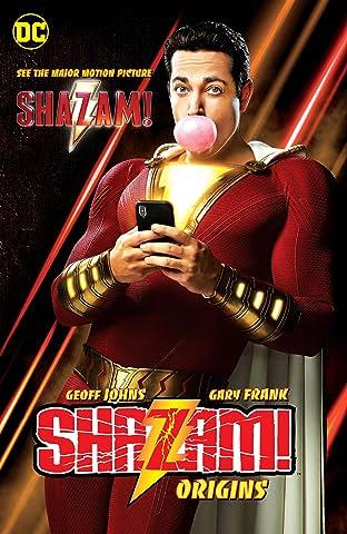 Shazam!: Origins