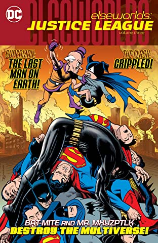 Elseworlds: Justice League Vol. 3