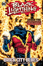 Black Lightning: Brick City Blues