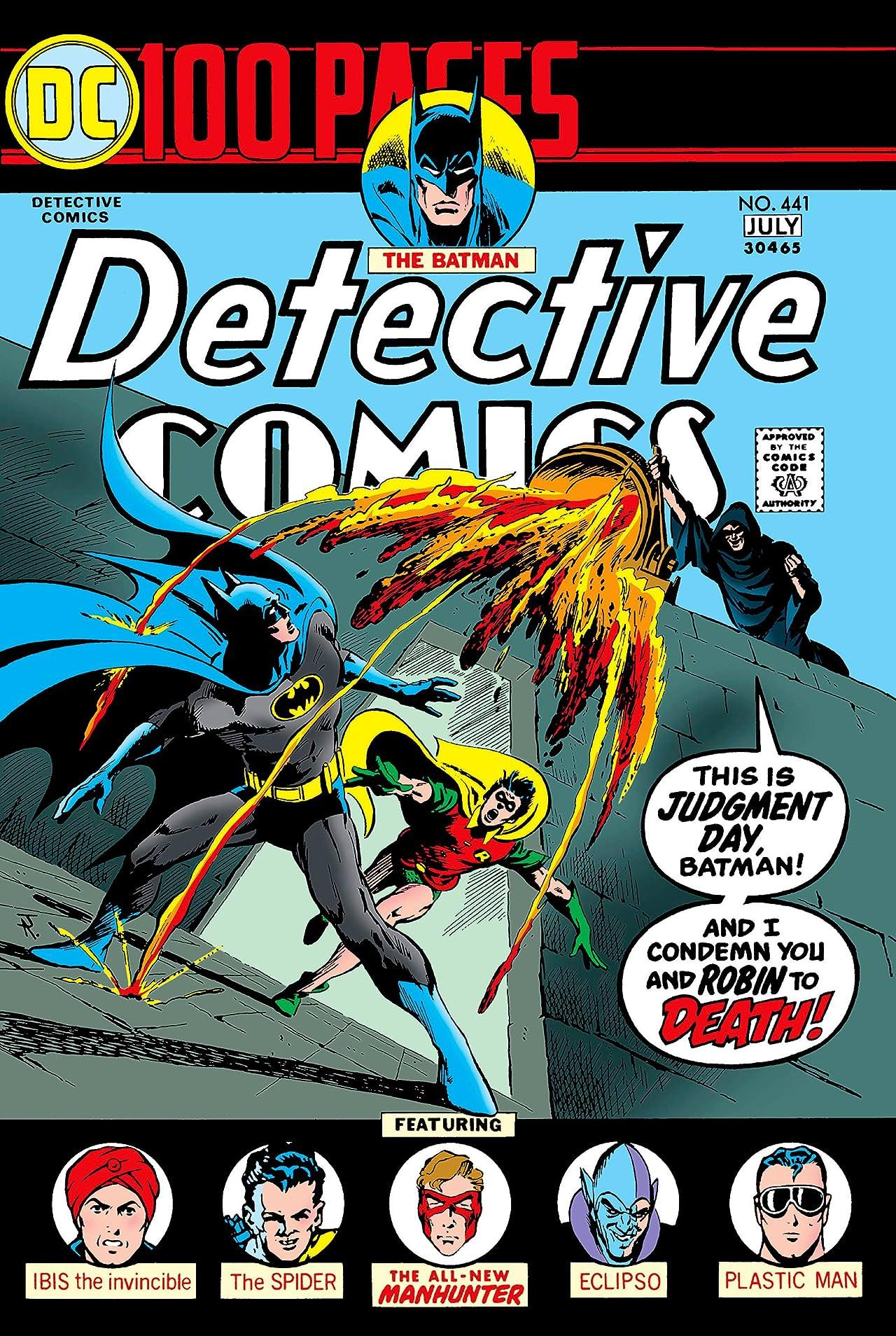 Detective Comics (1937-2011) #441
