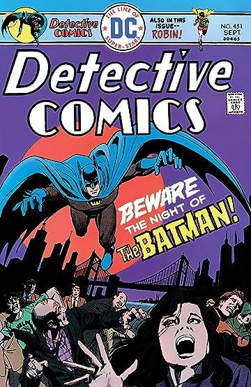 Detective Comics (1937-2011) #451