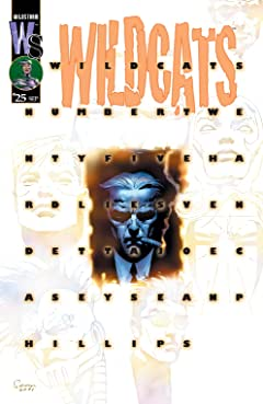 Wildcats (1999-2001) No.25