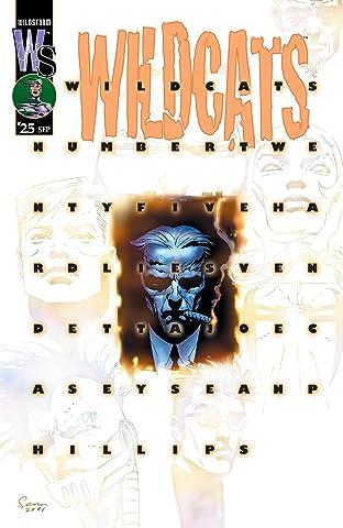 Wildcats (1999-2001) #25
