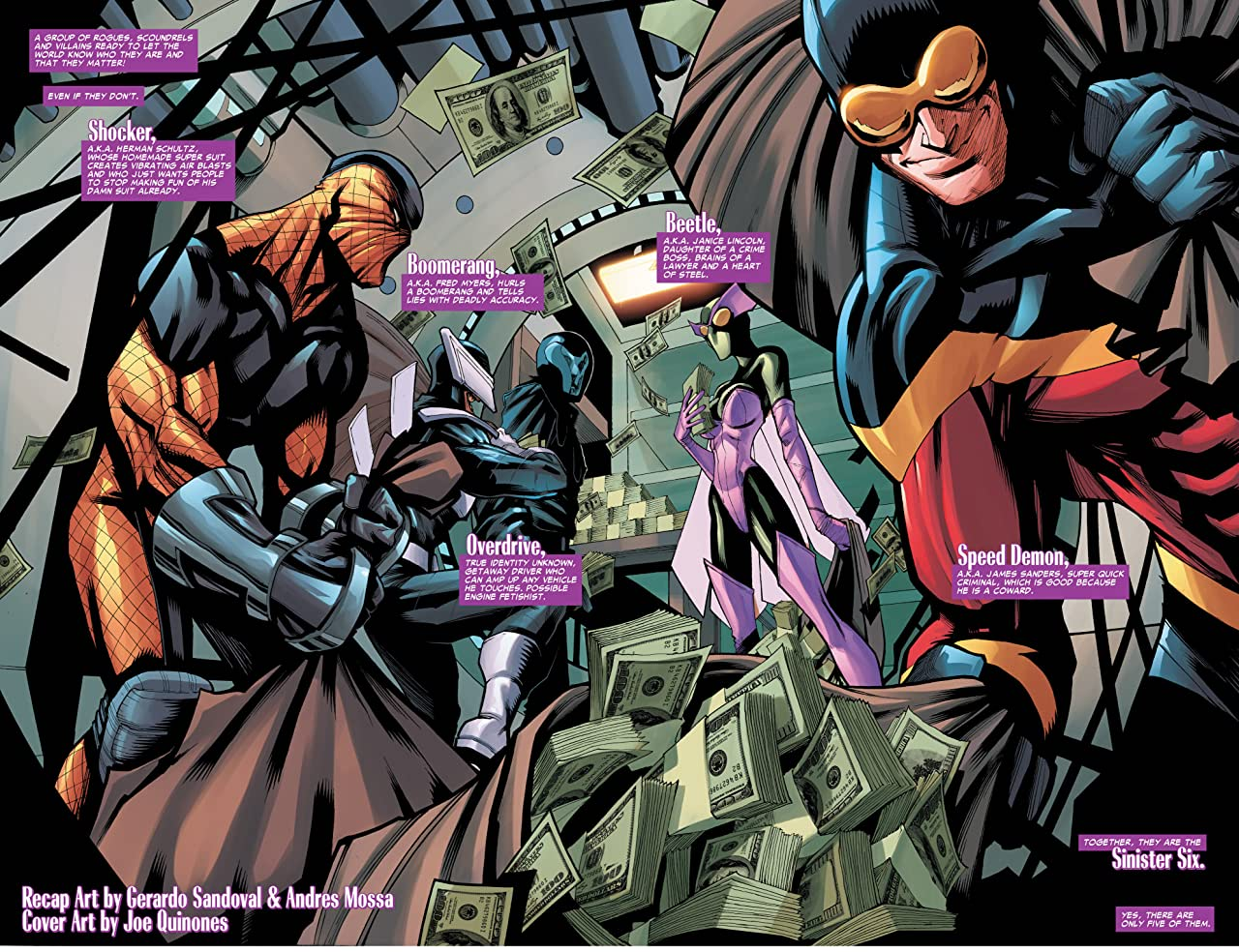 The Superior Foes of Spider-Man #10