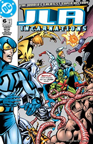 JLA: Incarnations (2001-2002)  #6