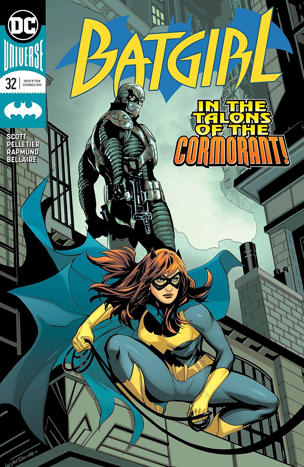 Batgirl (2016-) No.32
