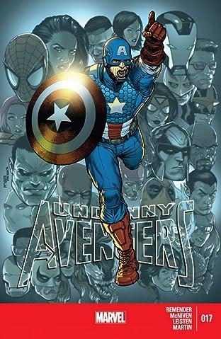 Uncanny Avengers (2012-2014) No.17
