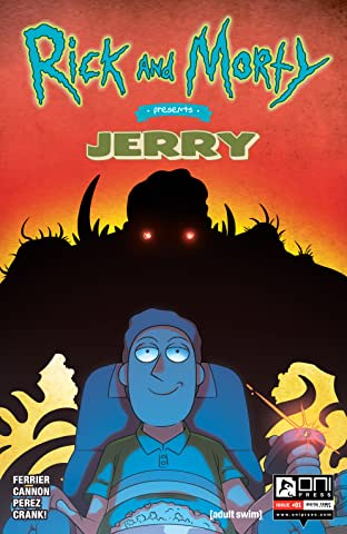 Rick and Morty Presents: Jerry No.1