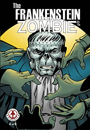 The Frankenstein Zombie #4