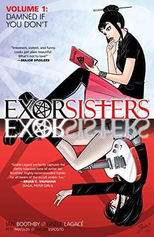 Exorsisters Tome 1