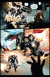 Iron Man: The Rapture #4 (of 4)