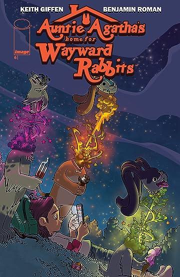 Auntie Agatha's Home For Wayward Rabbits #6