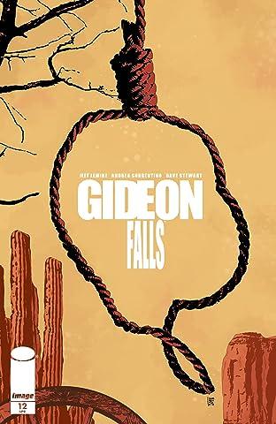 Gideon Falls No.12
