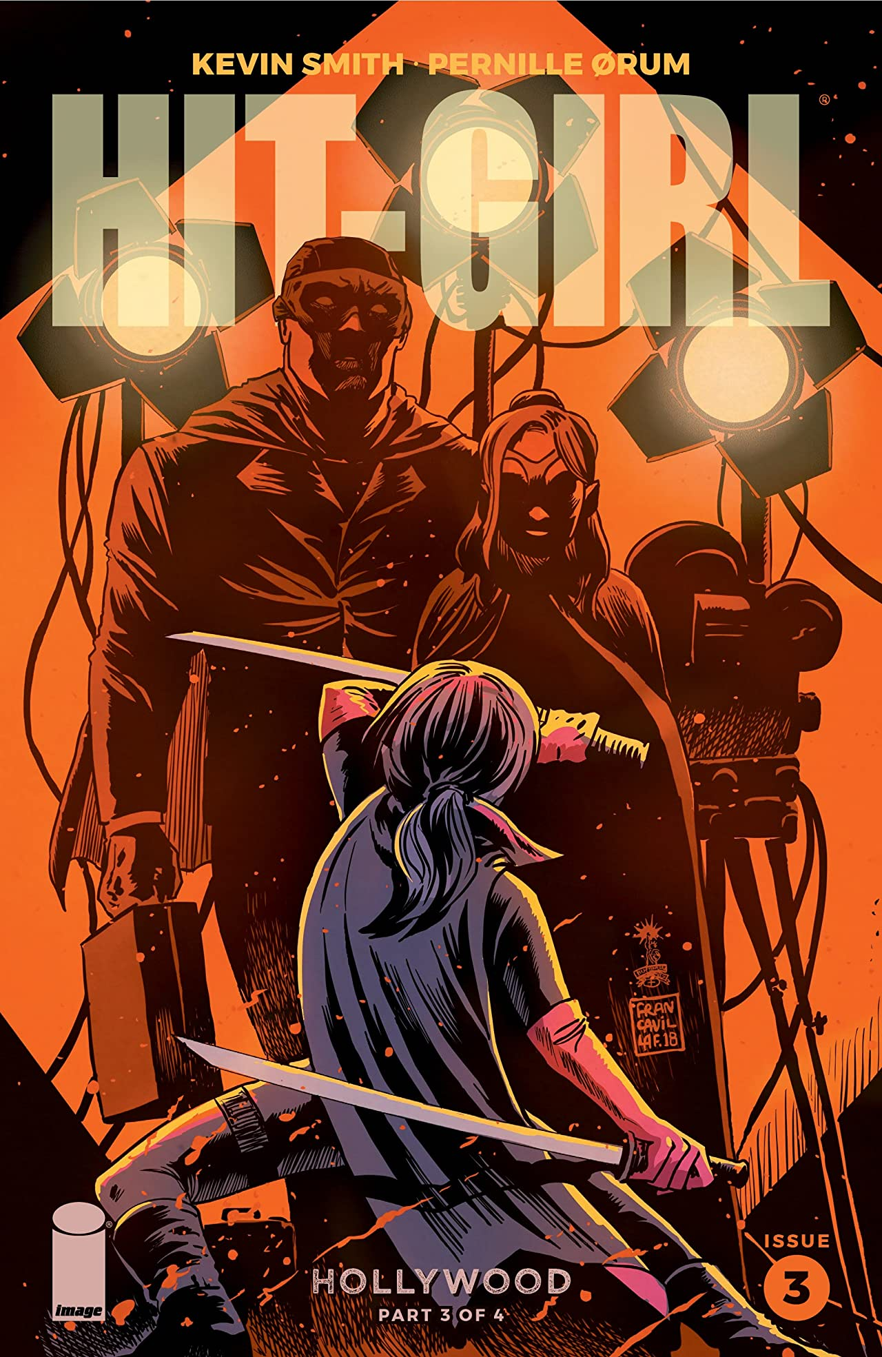 Hit-Girl Season Two No.3