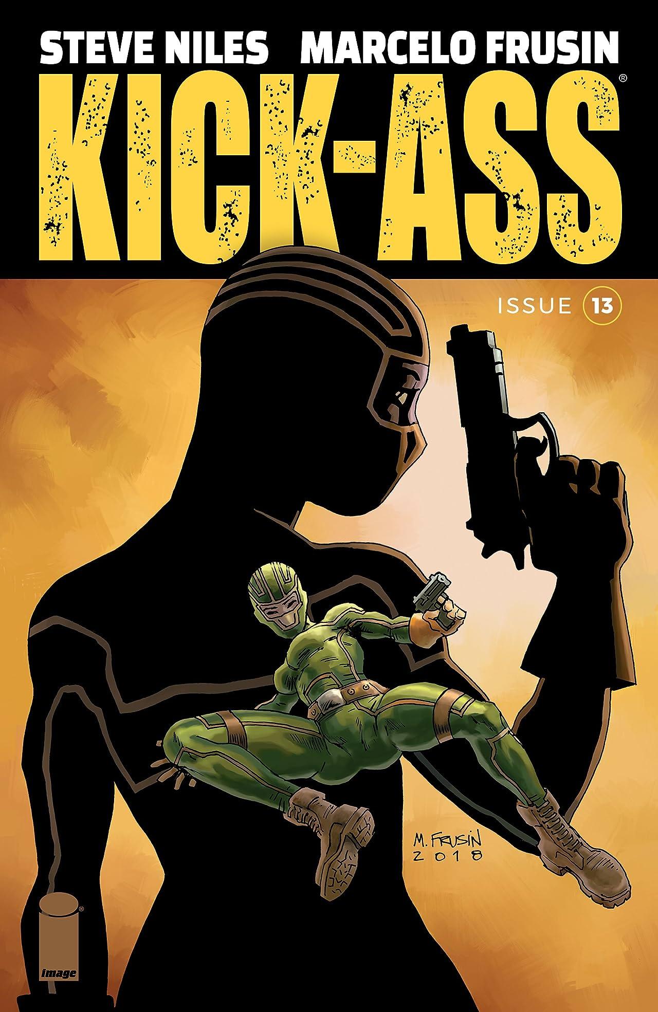 Kick-Ass No.13