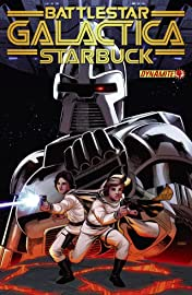 Classic Battlestar Galactica: Starbuck #4 (of 4): Digital Exclusive Edition