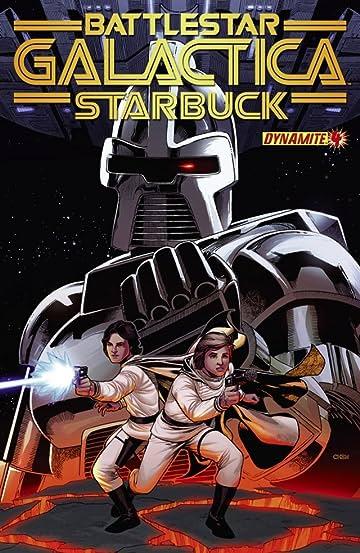 Classic Battlestar Galactica: Starbuck #4 (of 4): Digital Exclusive Edition