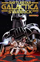 Classic Battlestar Galactica: Starbuck #4: Digital Exclusive Edition