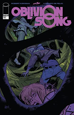Oblivion Song By Kirkman & De Felici No.14