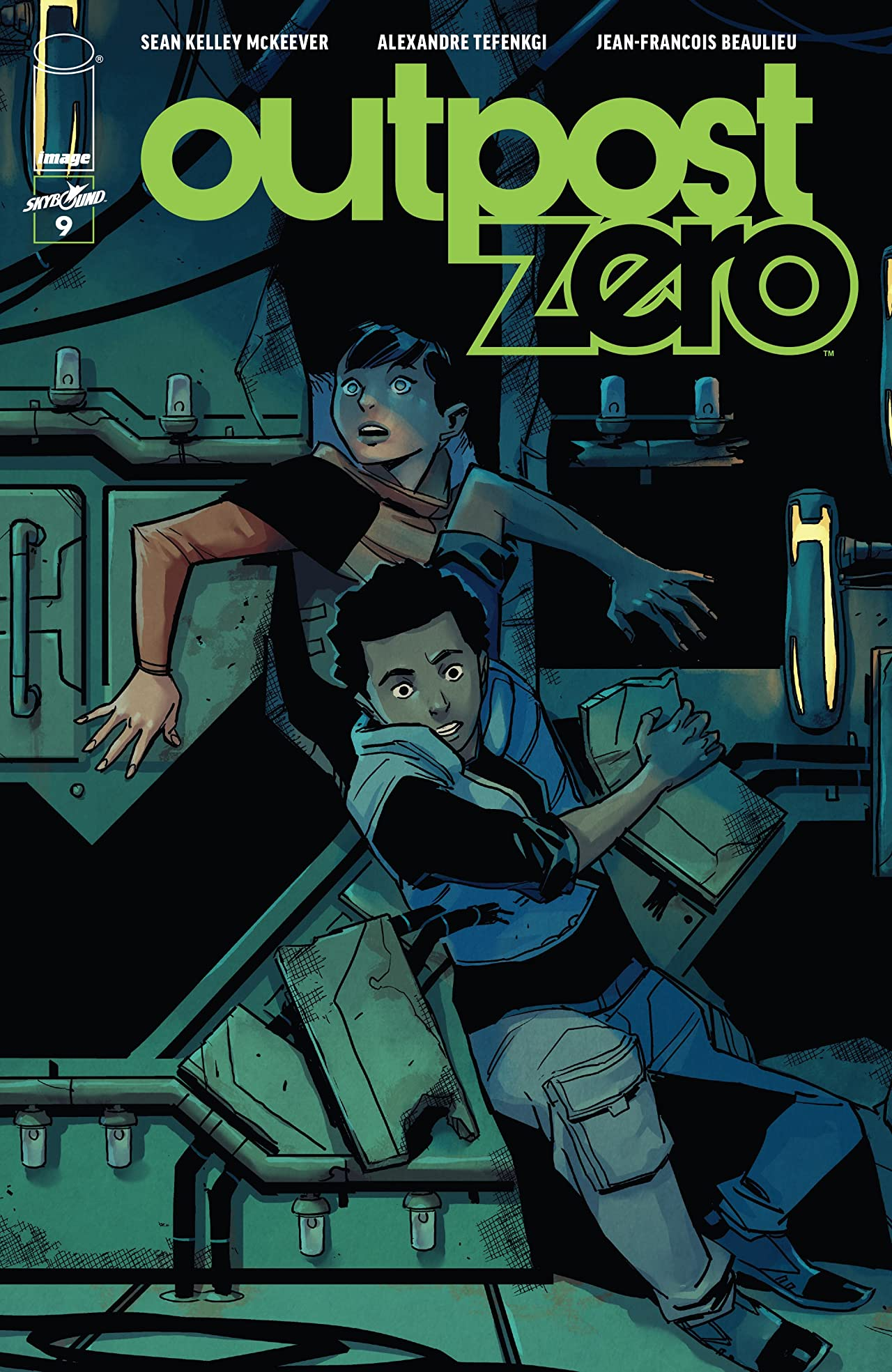 Outpost Zero #9
